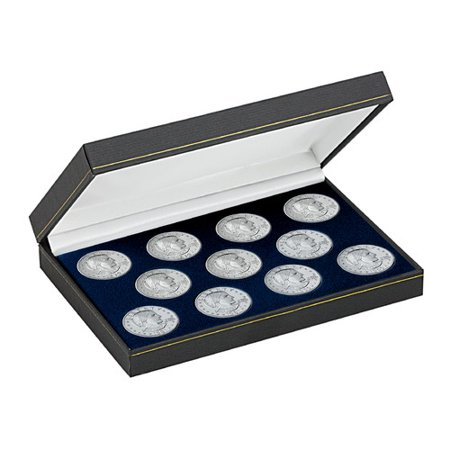 American Coin Treasures Complete Susan B. Anthony Dollar Collection in Brilliant Uncirculated Condition Display Box