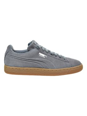 81a1a2c8d33 Product Image Puma Suede Classic Debossed Men s Sneakers Steel  Gray-Peacoat361098-01