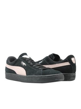 f20f0b09d29 Product Image Puma Suede Classic Black-Pearl Pink Women s Sneakers 35546266