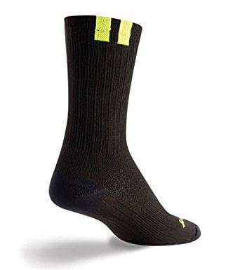 Black LG//XL SockGuy SGX Tallboy Sock