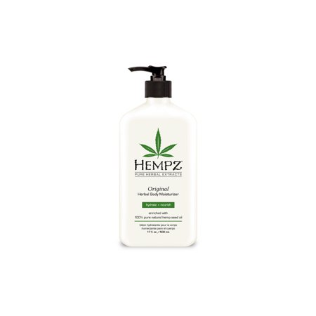Hempz Original Herbal Moisturizer - 17 oz.