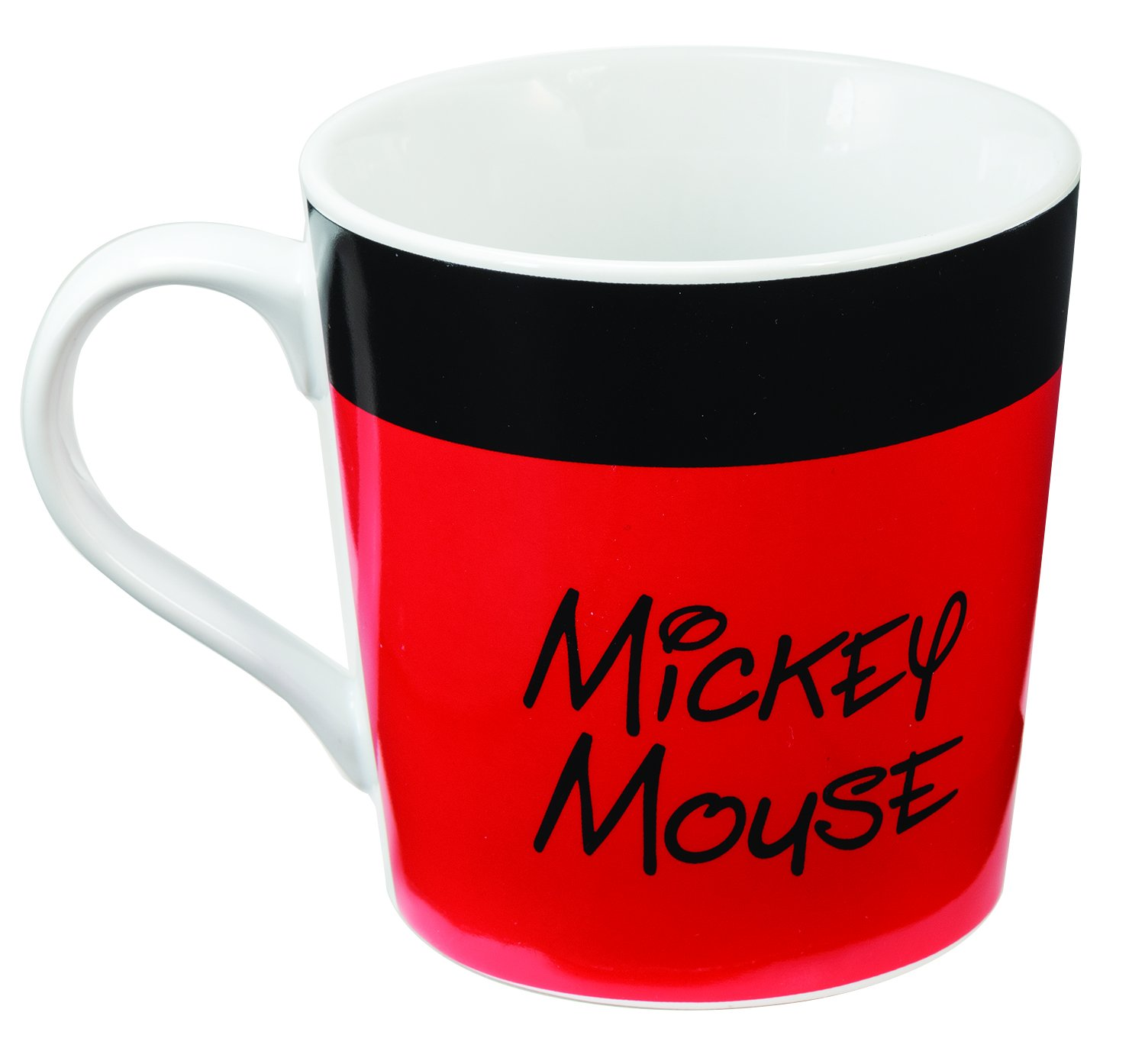 Mickey Mouse 12 Oz Ceramic Mug [avail Late July] (Vandor)