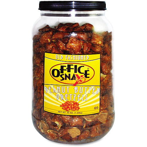 Office Snax Pretzel Assortment, 44 oz
