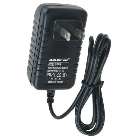 ABLEGRID AC / DC Adapter For MOULTRIE M-880 M-880i M-880c GEN2 No Glow Invisible Infrared Trail Game Camera Power Supply Cord Cable PS Wall Home Battery Charger Mains PSU thumbnail