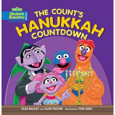 The Count's Hanukkah Countdown](Hanukkah Countdown)