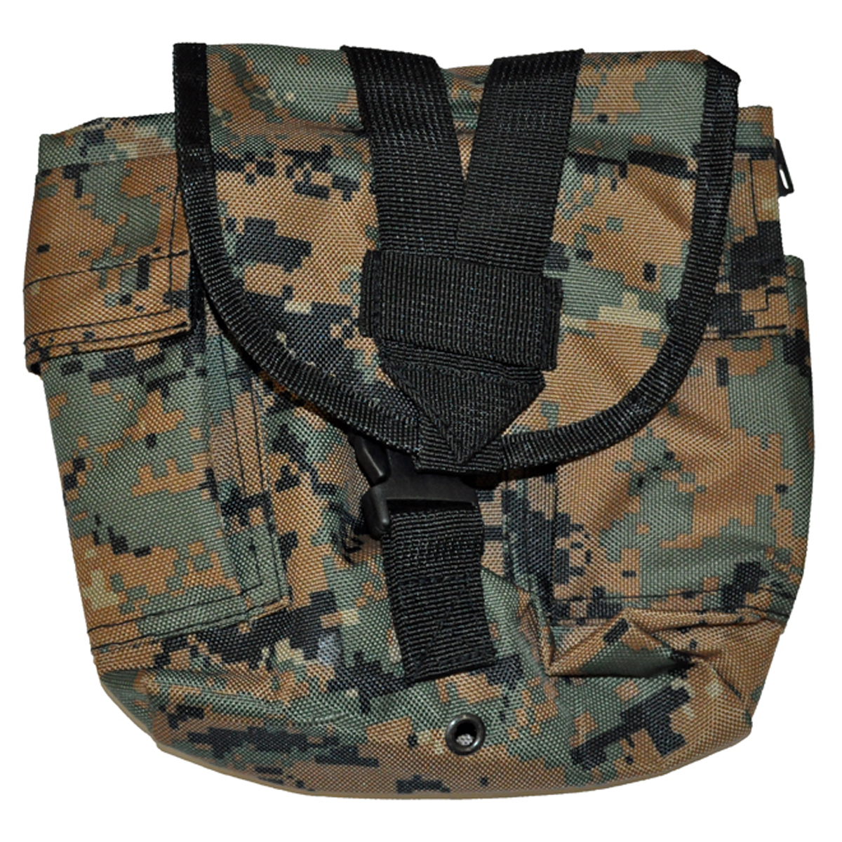 3Skull Paintball Tactical Molle Multi Pouch - Digi Camo