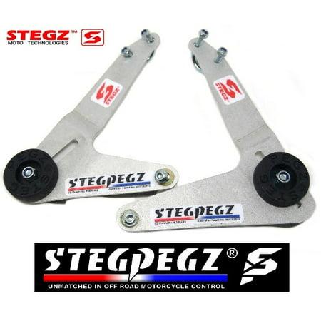 Steg Pegz SP51 Husqvarna 2016-2017 125, 350, 450 TC / FC Aluminum Frame