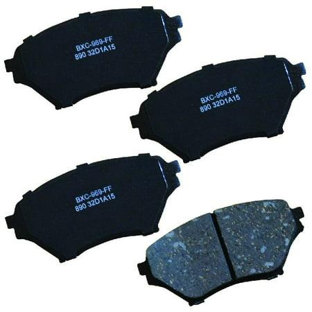 - Go-Parts OE Replacement for 2001-2005 Mazda Miata Front Disc Brake Pad Set for Mazda Miata