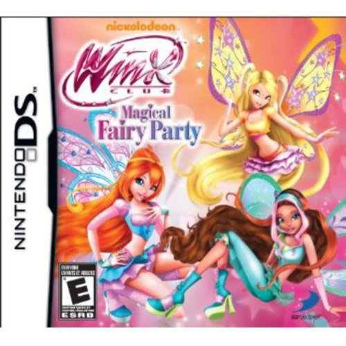 D3 Publisher 879278320383 32038 Winx Club: Magical Fairy Party - Nintendo DS