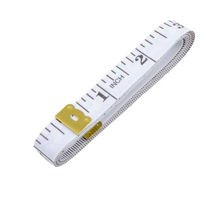 - 60Inch/150cm Flexible Tailor Cloth Height Measuring Ruler Tape 5 Pcs