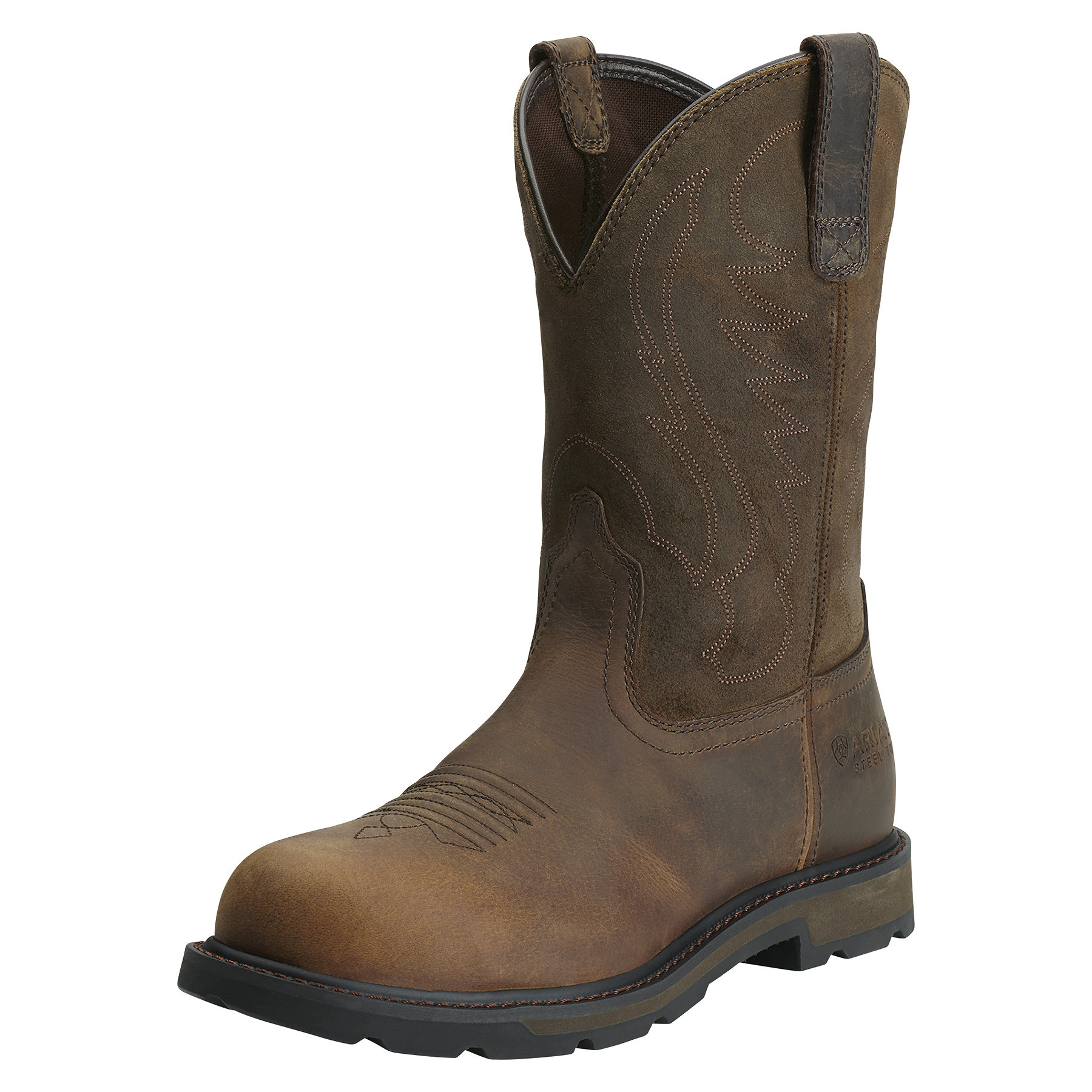 Steel Toe Work Boot - Walmart
