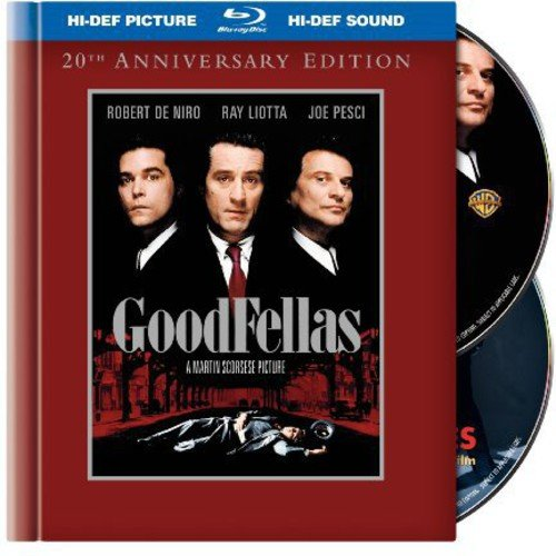 Goodfellas (20th Anniversary) (Blu-ray) (Widescreen)