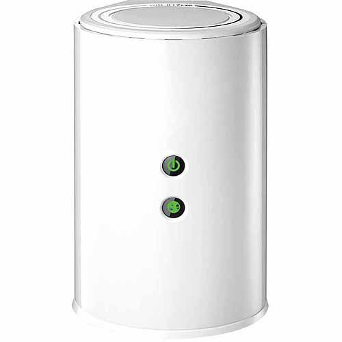 D-Link DIR-817LW Wireless AC750 Dual Band Cloud Router, White by D-Link