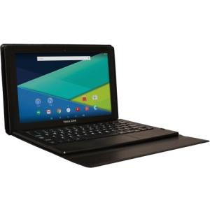 "Visual Land 11.6"" IPS Quad Core [2-in-1] Tablet 32GB Metal Back includes Docking Keyboard Case"