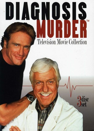 Diagnosis Murder: Television Movie Collection by *(Actor),N / a(Director)Rated:NR
