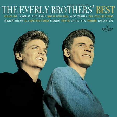 Everly Brothers' Best (Vinyl)