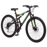Schwinn Knowles Mountain Bike, 21 speeds, 29 inch wheel, mens sizes, black
