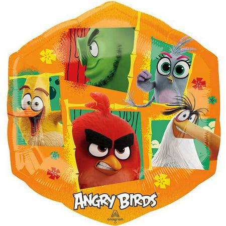 """""""Angry Birds Balloon 23"""""""""""""""