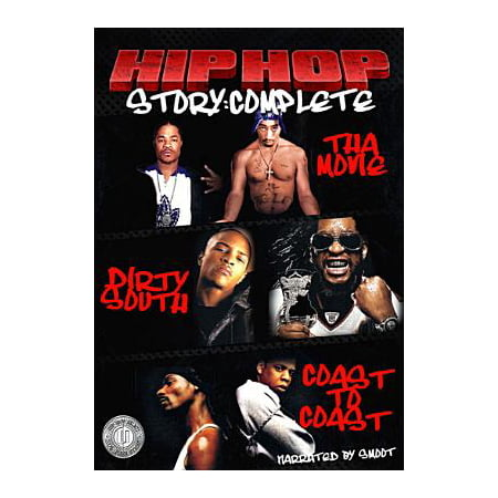 Hip Hop Story: Complete (DVD) (Hip Hop Halloween Playlist)