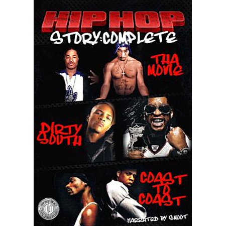 Hip Hop Story: Complete (DVD)