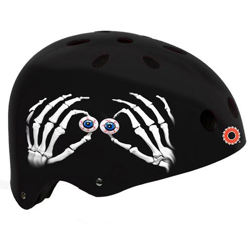 Razor Skeleton Eyes V17 Helmet, Youth