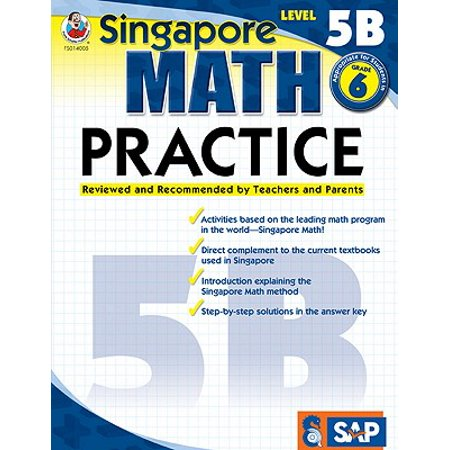 Singapore Math Practice, Level 5B (Halloween Jobs Singapore)