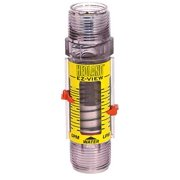 HEDLAND H621-610-R Flowmeter, 1 MNPT, 1-10 GPM