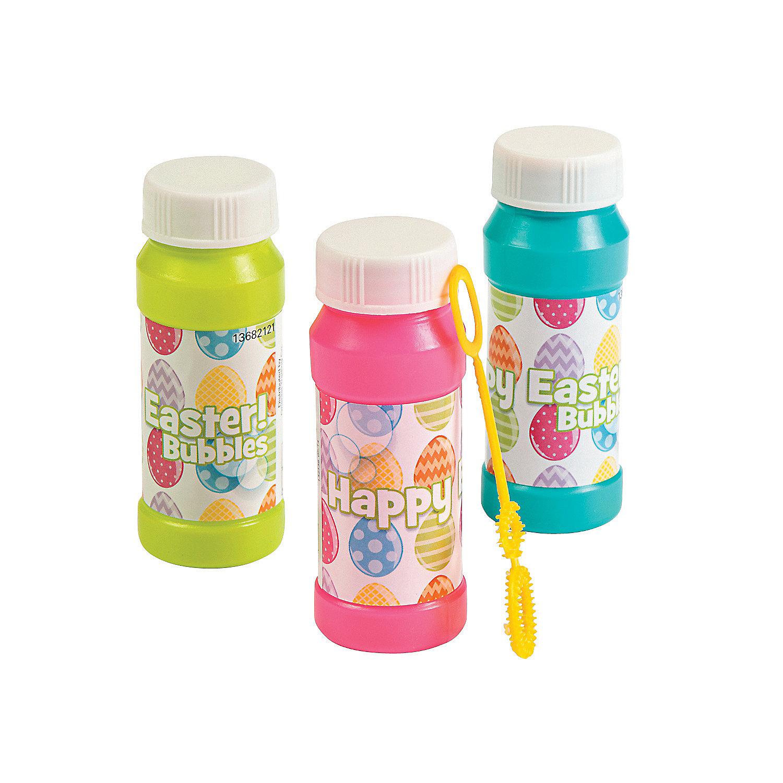 IN-13682121 Easter Bubble Bottles Per Dozen