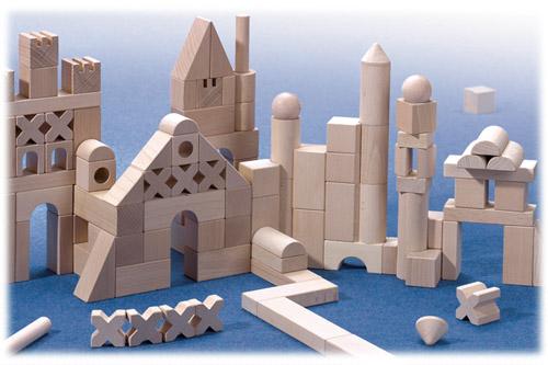 Haba XL Basic Building Block Set by HABA