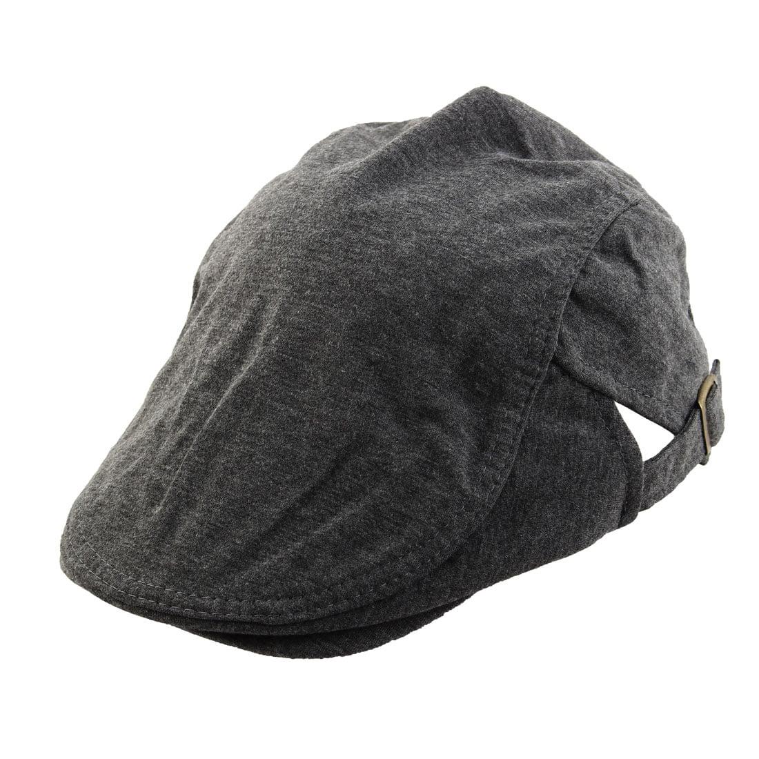 c08425e3aaf Men Women Classical Newsboy Ivy Cap Driving Golf Casual Flat Beret Hat Gray