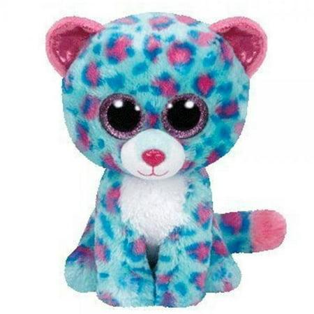 Beanie Boo Rabbit (Ty Beanie Boos Sydney - Leopard (Claire's)