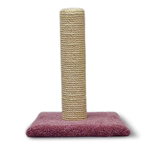 "20"" Cat Scratching Post with Sisal"