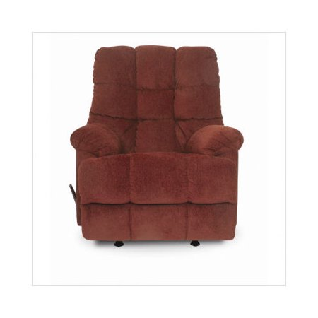 Berkline collindale rocker recliner in burgundy for Berkline chaise recliner