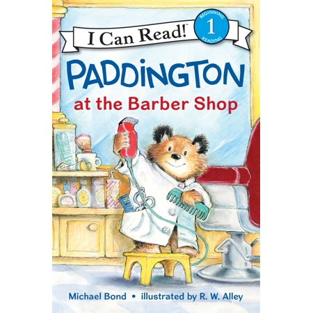 Paddington at the Barber Shop - eBook (Average Cost To Open A Barber Shop)