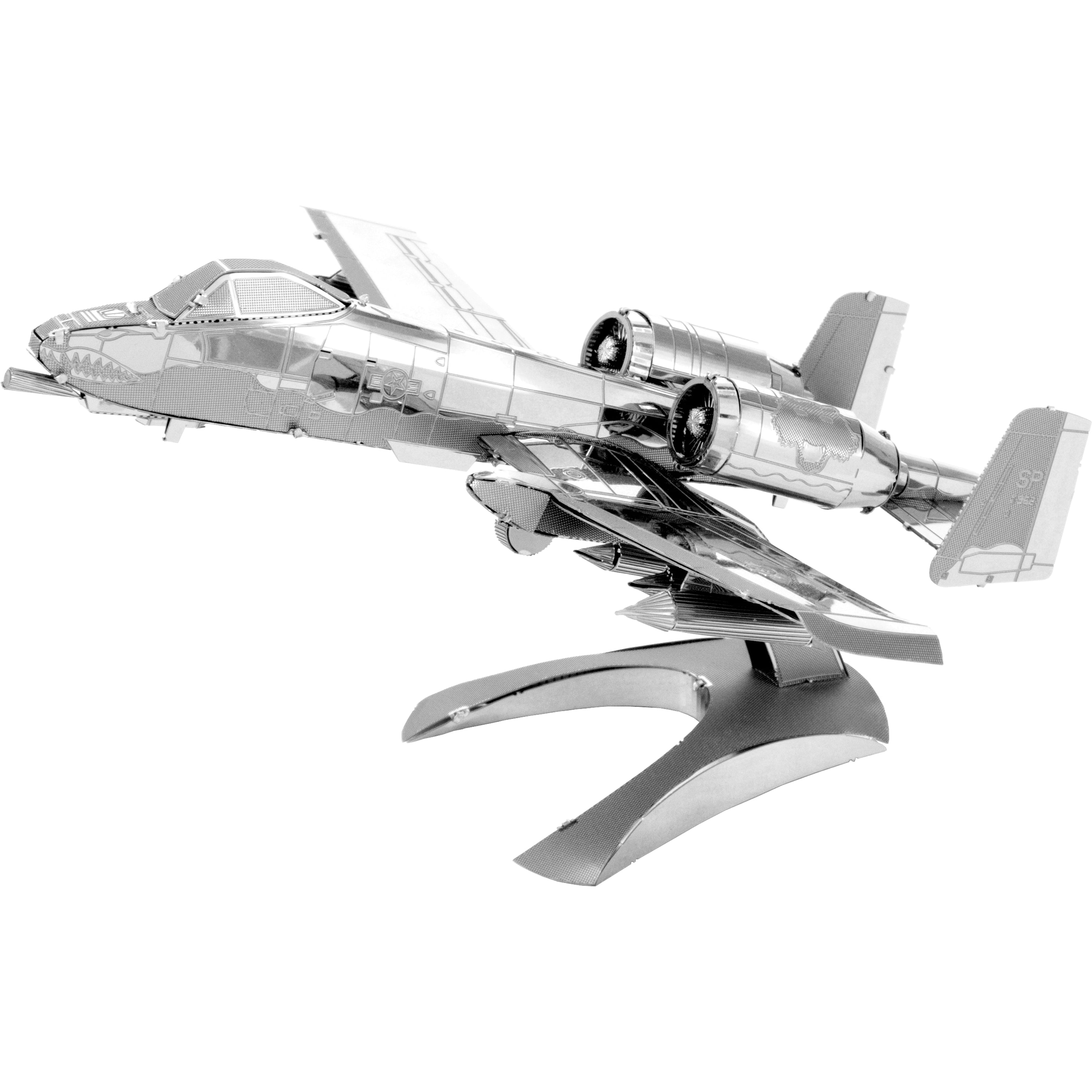 Metal Earth 3D Metal Model Kit A-10 Warthog by Fascinations