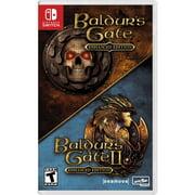 Baldur's Gate & Baldur's Gate II Enhanced Edition, Skybound Games, Nintendo Switch, 811949030689