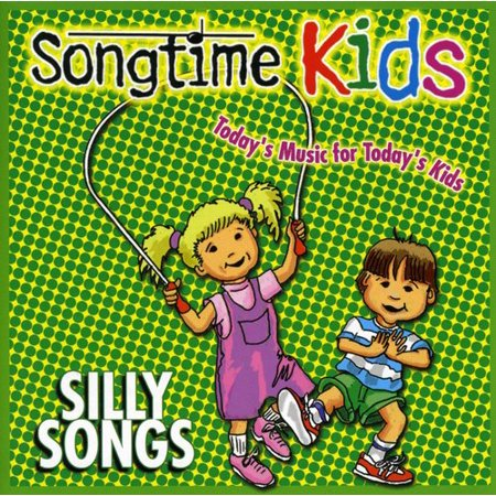 Songtime Kids - Silly Songs [CD]](Big Kids Halloween Songs)