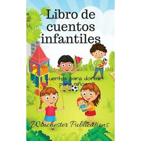 Libro de cuentos infantiles: Cuentos para dormir para niños. - - Decoracion Para Fiestas Infantiles De Halloween