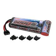 Venom NiMH Battery for Traxxas E-Maxx 8.4 5000mAh 7-Cell with Universal Plug System