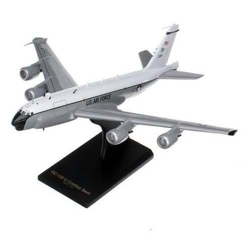 Daron Worldwide Boeing RC-135U Combat Sent Old Engines Model Airplane