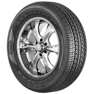 1 New Goodyear Assurance Cs Fuel Max P265//70r17 Tires 2657017 265 70 17