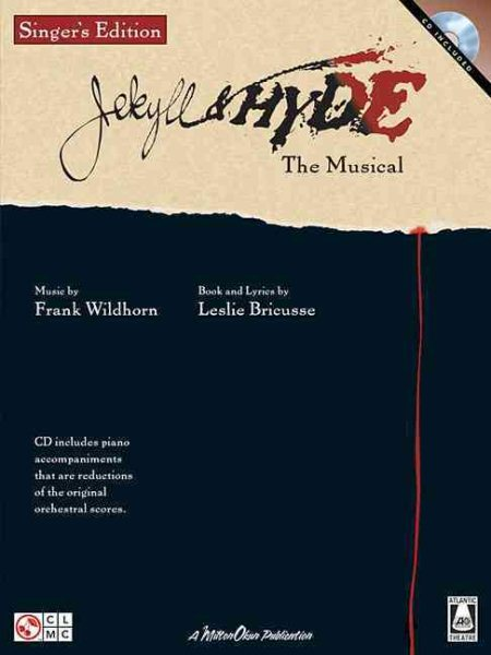 Jekyll and Hyde the Musical by Cherry Lane Music Company