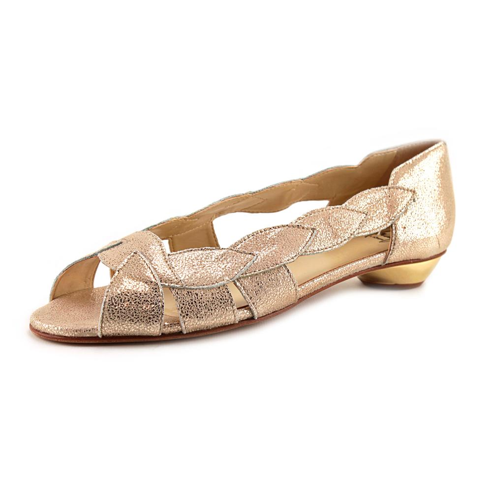 Amalfi By Rangoni Iside Women N S Open Toe Leather Sandals by Amalfi By Rangoni