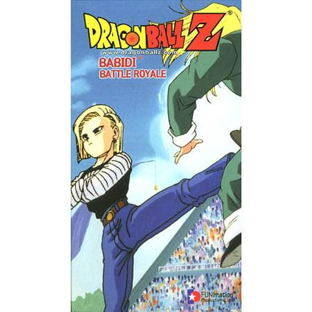 Dragon Ball Z -  BKidi - Battle Royal (Edited)