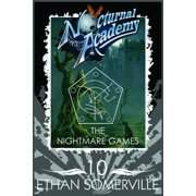 Nocturnal Academy 10: The Nightmare Games - eBook