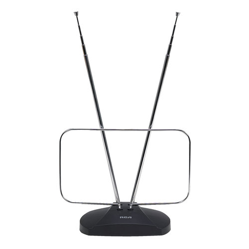 Rca Uhfvhfdigital Indoor Antenna Walmartcom