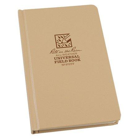 Field Bound Book Tan