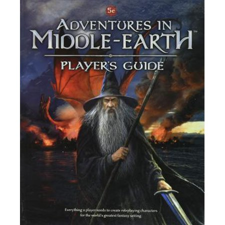 Adv in Middle Earth Players GD (Gd Glas-rahmen)