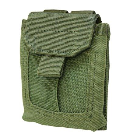 - Molle Tactical Medic EMT Glove Pouch Field Paramedic Glove Belt Mount Pouch-OD