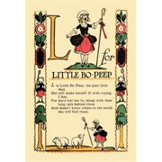Buy Enlarge 0-587-07432-9P12x18 L for Little Bo-Peep- Paper Size P12x18